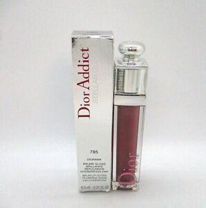 Christian Dior Addict Stellar Gloss Balm Lip Gloss ~ 785 Diorama ~ 0.21 oz