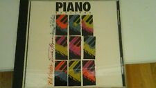 PIANO STYLINGS  cbs  special  products  cd