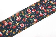 1 M webband 58mm dekoband tavolo NASTRO HOTEX gioielli nastro tessuto nastro colorato blu oro 3