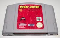 Mission: Impossible Nintendo 64 N64 Cartridge