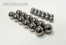 Lot of 24 Trumpet Slide small Dent Balls (For repair brass music instruments)