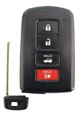 Fits Toyota 14FBA OEM 4 Button Key Fob