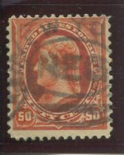 U.S. Stamps Scott #260 UnWMK,Used,Fine (P1610N)
