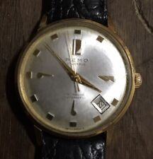 Swiss Made. 17 Jewels. Vintage Remo watch for men.
