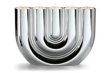 Philippi Germany Double U Contemporary Tealight Candle Holder Centerpiece Decor