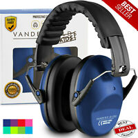 Vanderfields Ear Defenders for Kids Toddlers Children Earmuffs Noise Reduction