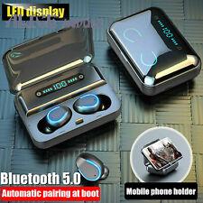 Auriculares Inalámbricos Bluetooth 5.0 TWS Mini Estéreo Auriculares Auriculares B2AM