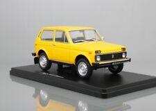 Lada NIVA VAZ-2121 4x4 Scale 1:24 Hachette Diecast model car USSR
