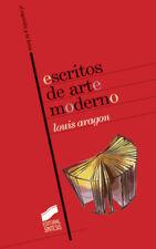 ESCRITOS DE ARTE MODERNO. NUEVO. Nacional URGENTE/Internac. económico. FORMACION