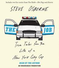 Osborne Steve-The Job  CD NEW