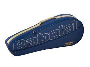 BORSONE PORTA RACCHETTE TENNIS  BABOLAT  751213 102  RH 3 ESSENTIAL DARK BLUE