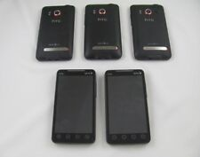 5 HTC PC36100 EVO 4G Sprint Cell Phone Lot WiFi
