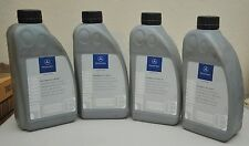 Lot of(4) 1 Liter Mercedes Benz  28-CVT Automatic Transmission Fluid A0019894603