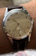 Orologio Watch Longines Cal.12.68z Top Condition Vintage Rare SwissMade