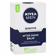 Nivea Men Sensitive Post Shave Balm 100ml Pack of 6