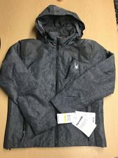 Genuine SPYDER Men's Jacket, Grey, size Medium