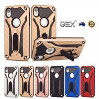 For Apple iPhone XR Case Gex Shockproof Protective Hybrid Hard Bumper TPU Cover