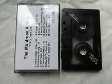 CASSETTE MASTER COPY?  DEMO / PROMO ? THE MONTROSE AVENUE THIRTY DAYS OUT
