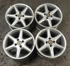 4x Alufelgen CMS 7x15 LK4x98 ET38 Alfa Romeo, Fiat, Lancia, Lada  (A136)