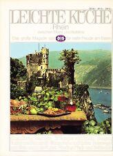 Leichte Küche - Rhein zwischen Mainz und Koblenz  Das große Magazin von AMC 1983