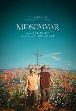 Midsommar Movie Poster (24x36) - Florence Pugh, Jack Reynor, Vilhelm Blomgren
