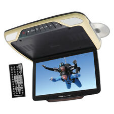 """New Pmd143H Power Acoustik Ceiling Mount Dvd Overhead w/ 14.3"""" Lcd & MobileLink"""