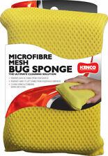 Kenco Bug Sponge Microfibre Mesh Yellow