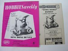 May Hobbies Weekly Craft Magazines