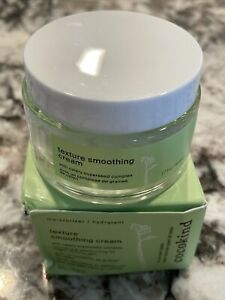 Cocokind Texture Smoothing Cream 1.7fl oz / 50ml NEW