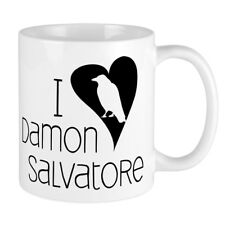 11oz mug I Heart Damon Salvatore Large