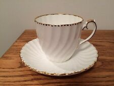 Gladstone Old Grecian Flute Cup and Saucer