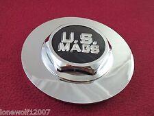 U.S. Mags Wheels Chrome Custom Wheel Center Cap # 89-9033 (1)
