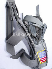 Made in USA Army ACU Drop Leg Molle Universal Holster Set Extension+Straps Eagle
