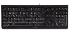 CHERRY KC 1000 Wired USB Keyboard (Black) - UK