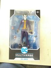 McFarlane Toys DC Multiverse, Arkham Asylum The Joker Action Figure NIB