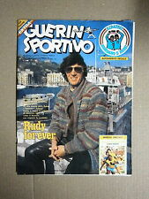 GUERIN SPORTIVO # N.6 # 4-10 Febbraio 1981 # A&G - Maradona-Pelè-Juliano