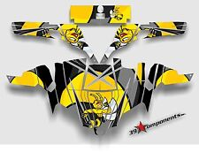 CAN-AM COMMANDER 800R 800XT 1000XT 1000X GRAPHICS DECALS STICKERS Killer Bee