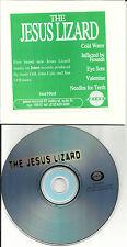 Jesus Lizard Self titled Ep 1998 Advnce Promo Cd John Cale Velvet Underground