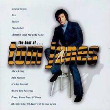 THE BEST OF TOM JONES 1997 cd 21 Songs