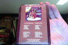 La Controversia- Vision Divina- used 8 Track- NEEDS PADS- Coco label- rare?