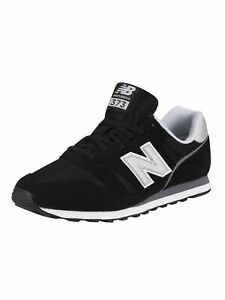 New Balance 373 Black Sneakers for Men for Sale | Authenticity ...