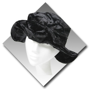 VELVET HAT -2926