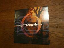 "A PERFECT CIRCLE - Judith (Remix) - 7"" Single - Virgin 7243 8 96812 7 7 - New!"