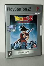 DRAGON BALL Z BUDOKAI GIOCO USATO BUONO SONY PS2 ED ITALIANA PLATINUM RS2 48046