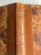 Livre ancien le Tour du malheur les Lauriers Roses  Joseph Kessel 1950  a74