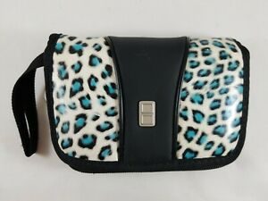 Nintendo DS and Games Blue Leopard Cheetah Carrying Case