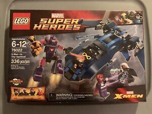 LEGO Marvel Super Heroes X-Men vs. The Sentinel (76022) New in Packaging
