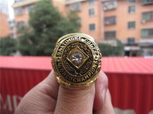 1958 Baltimore Colts American Football Team Ring Souvenir Fan Men Gift