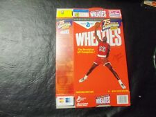 Michael Jordan Wheaties box  18 oz    75 years of champions