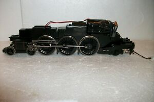 Hornby Duchess Loco Chassis only - China made - 4-pin plug type - speedo fitting